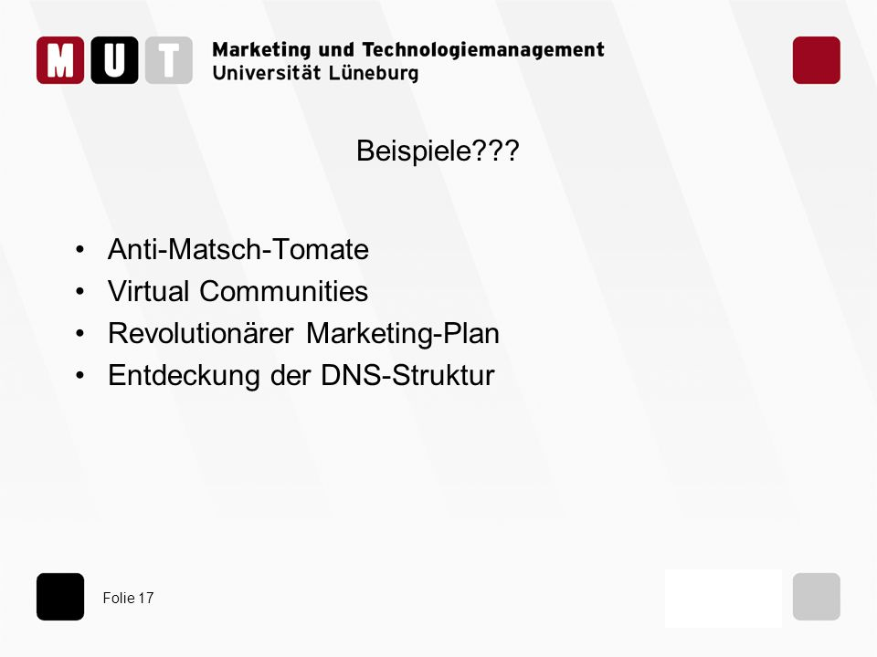 Revolutionärer Marketing-Plan Entdeckung der DNS-Struktur
