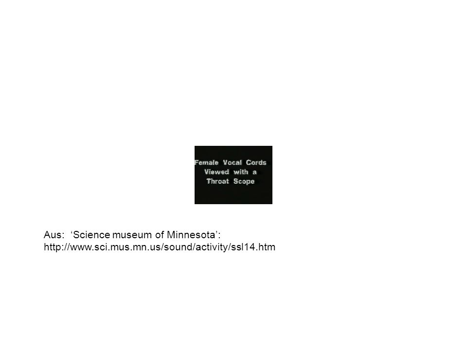 Aus: 'Science museum of Minnesota':   sci. mus. mn