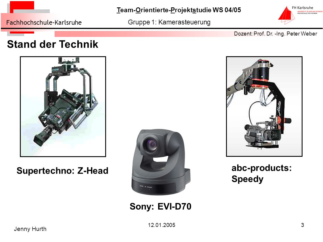 Stand der Technik abc-products: Speedy Supertechno: Z-Head