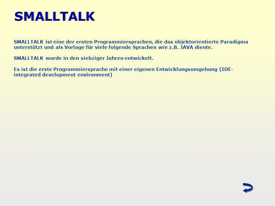 SMALLTALK