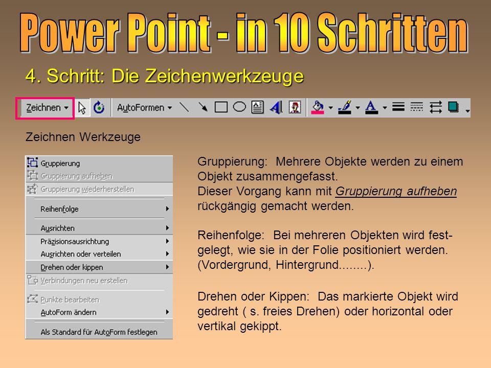 Powerpoint hintergrund bild drehen