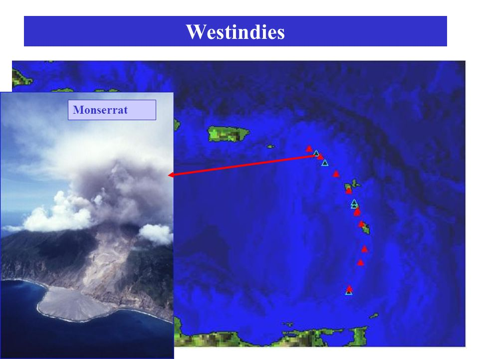 Westindies Monserrat