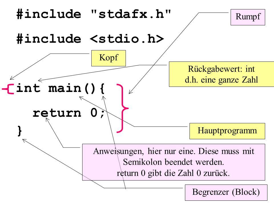 Programmier-sprache C Weiter mit PP.. - ppt herunterladen