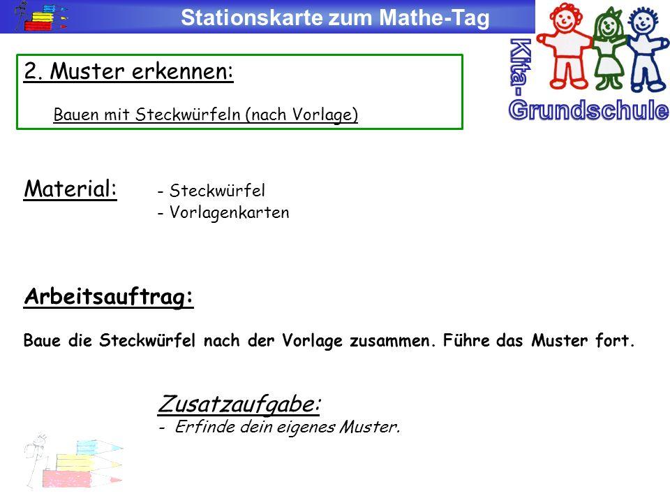 Kita- Grundschule Übersicht Mathe-Tag - ppt herunterladen