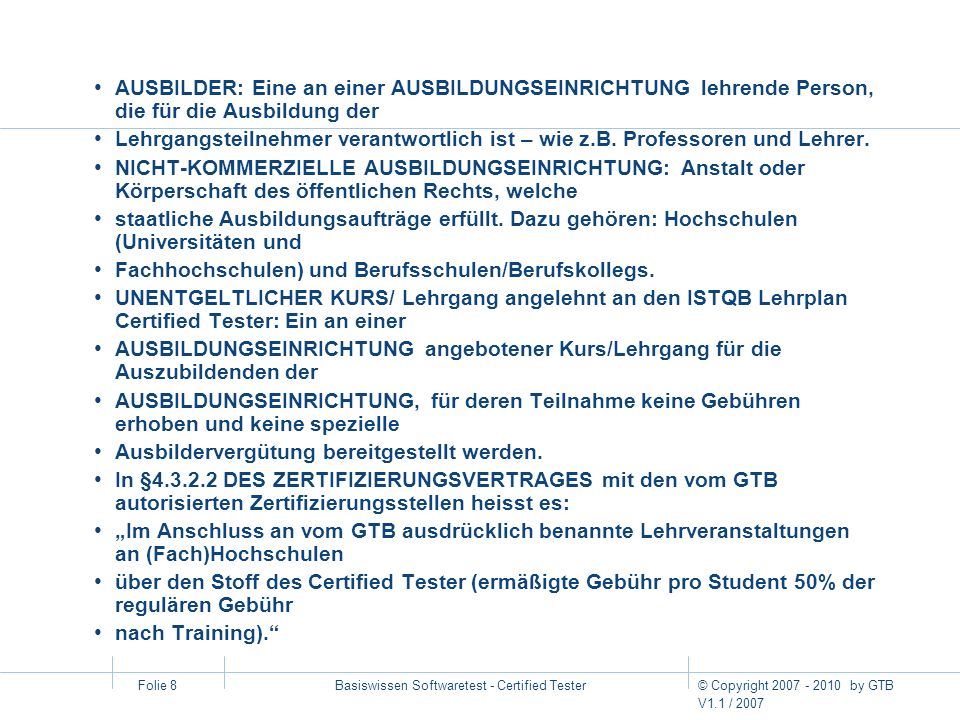 Basiswissen Softwaretest - Certified Tester