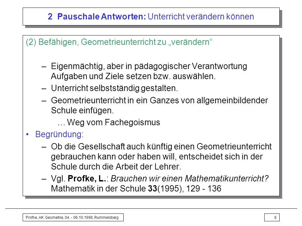 Großartig Antworten Probleme Zur Geometrie Ideen - Mathematik ...