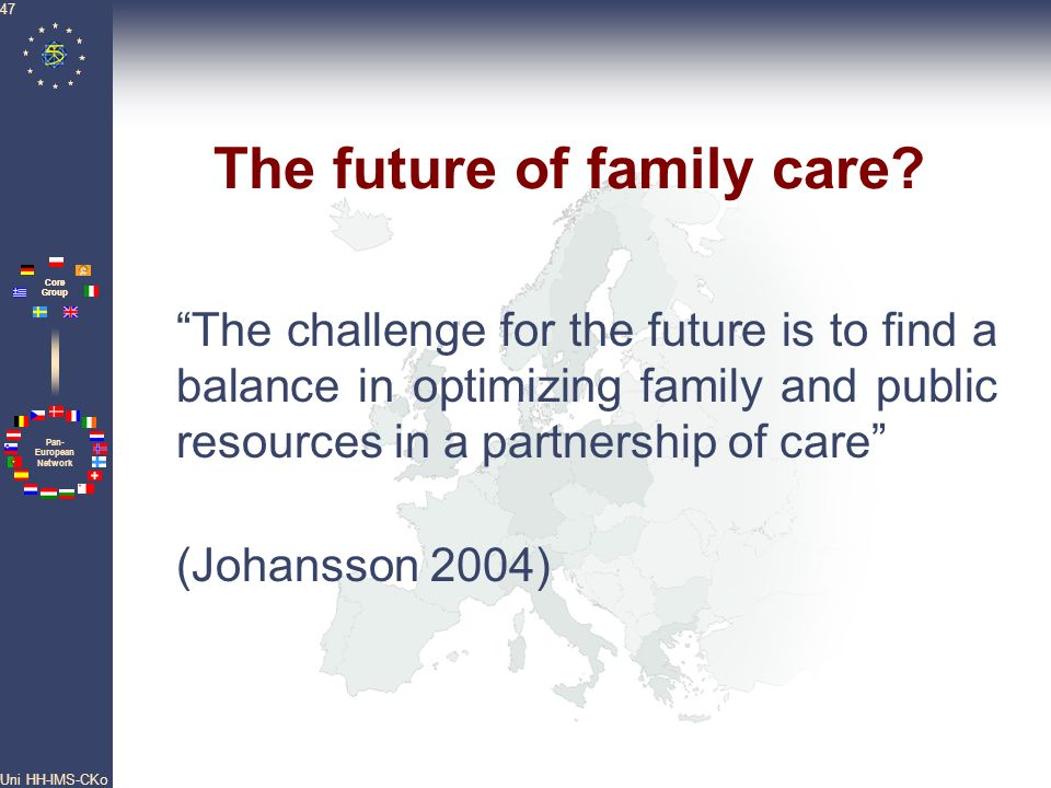 The future of family care