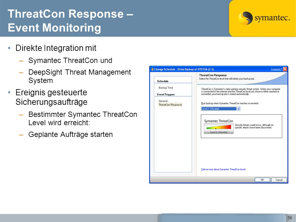 ThreatCon Response – Event Monitoring