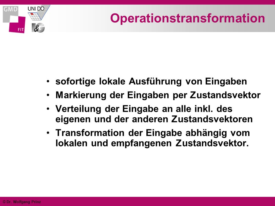 Operationstransformation