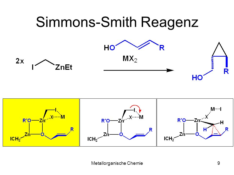 Simmons-Smith Reagenz