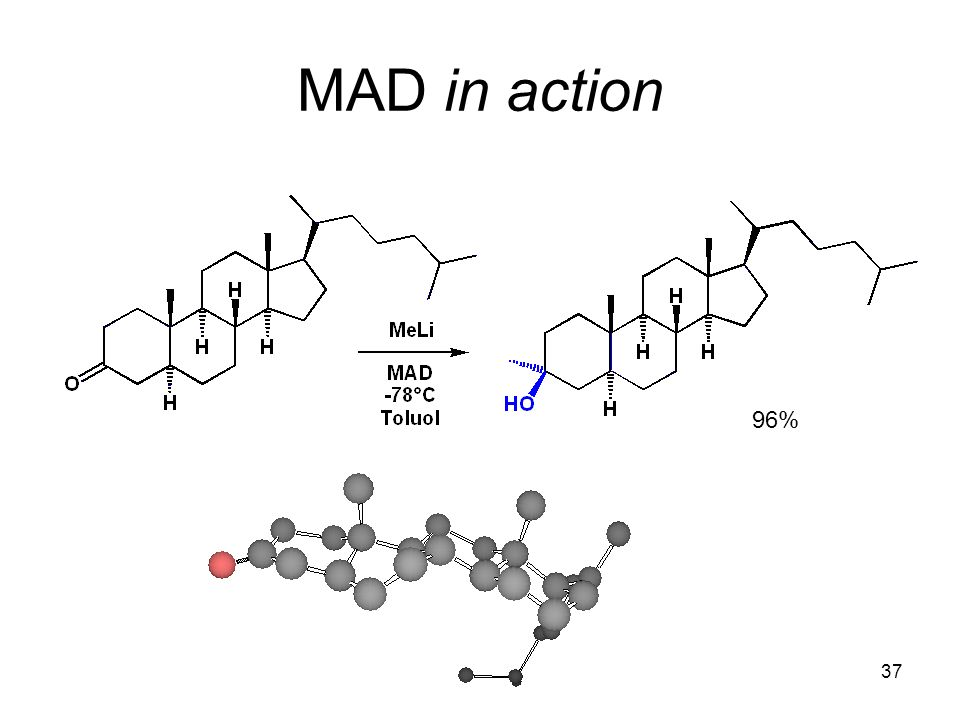 MAD in action 96%