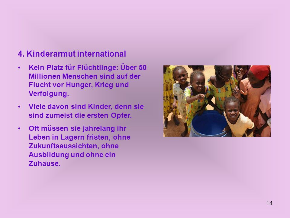 4. Kinderarmut international