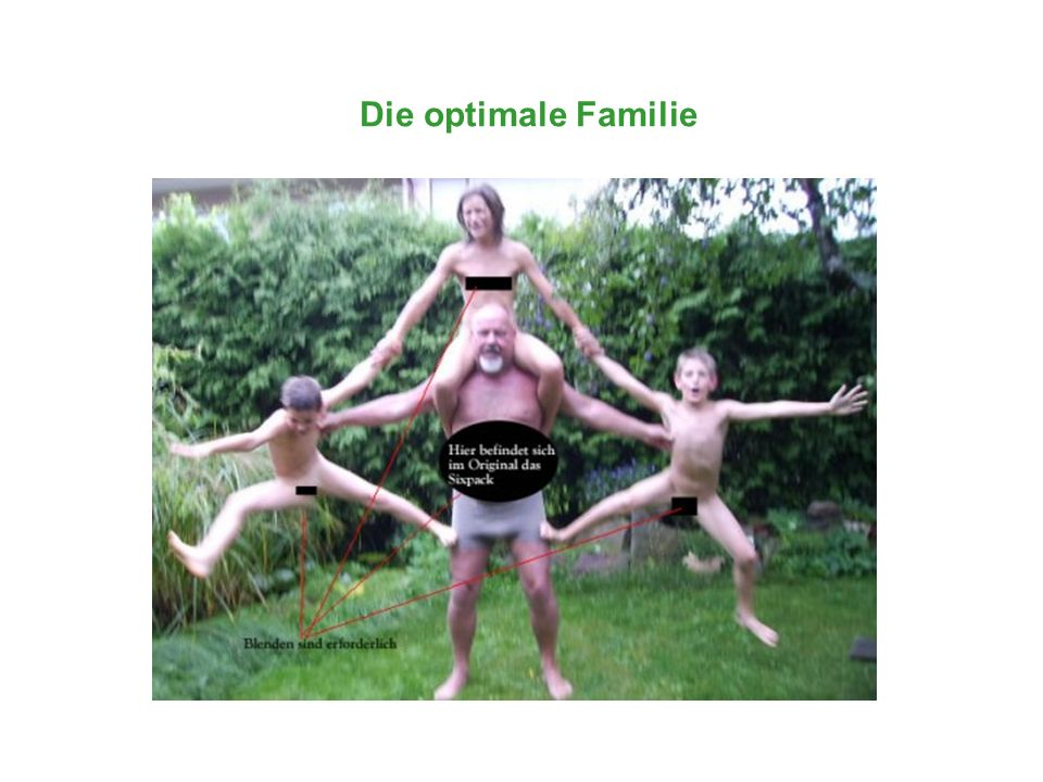 Die optimale Familie