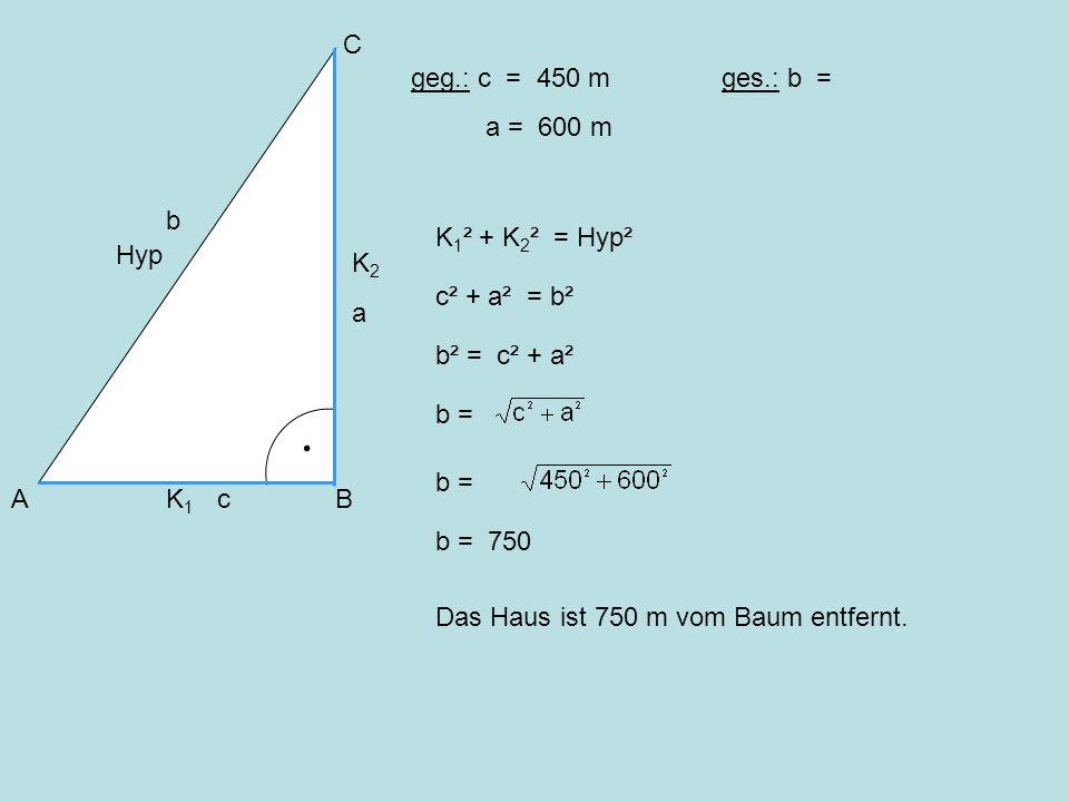 Flächensätze im rechtwinkligen Dreieck - ppt video online herunterladen