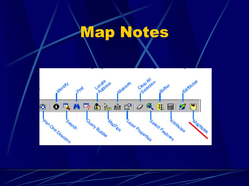 Map Notes