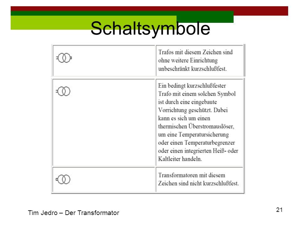 Der Transformator Tim Jedro Gruppe: ppt herunterladen