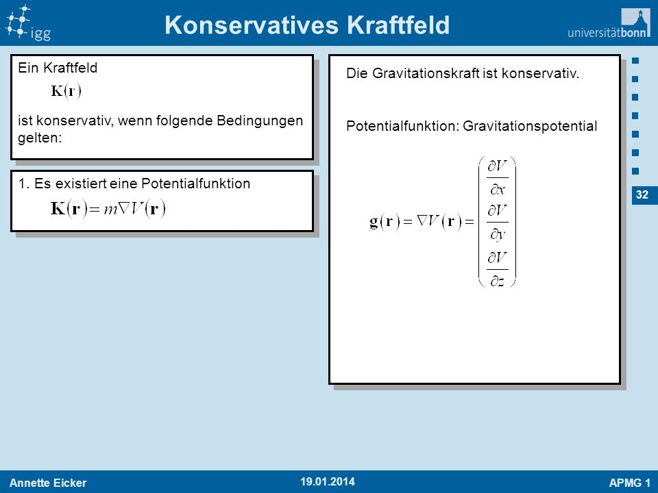 Konservatives Kraftfeld