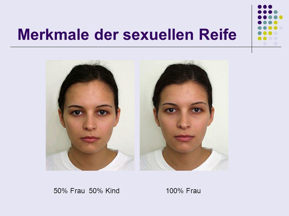 Merkmale attraktive frau Schöne Frauen