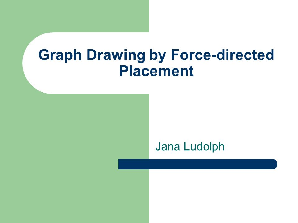 Graph Drawing by Force-directed Placement