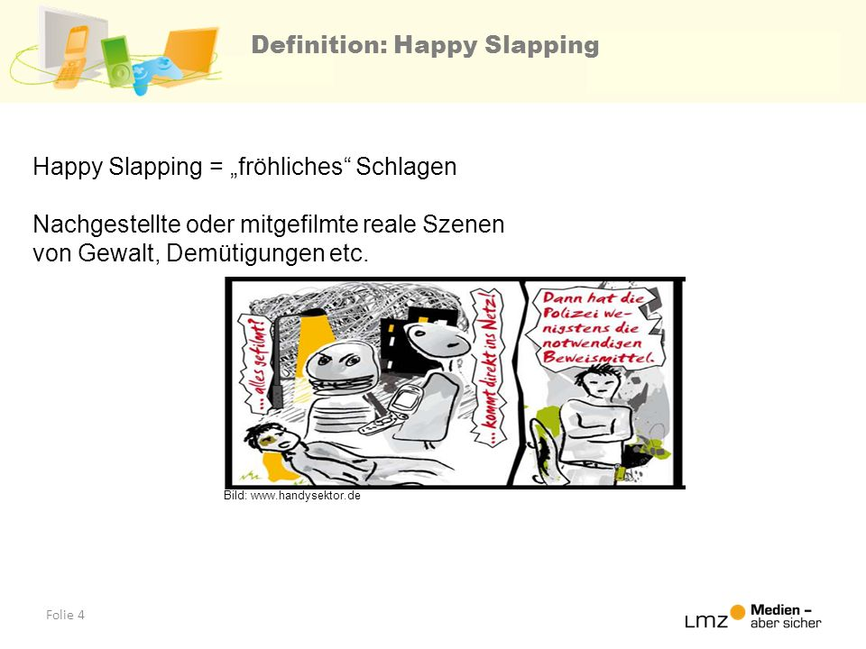 Definition: Happy Slapping