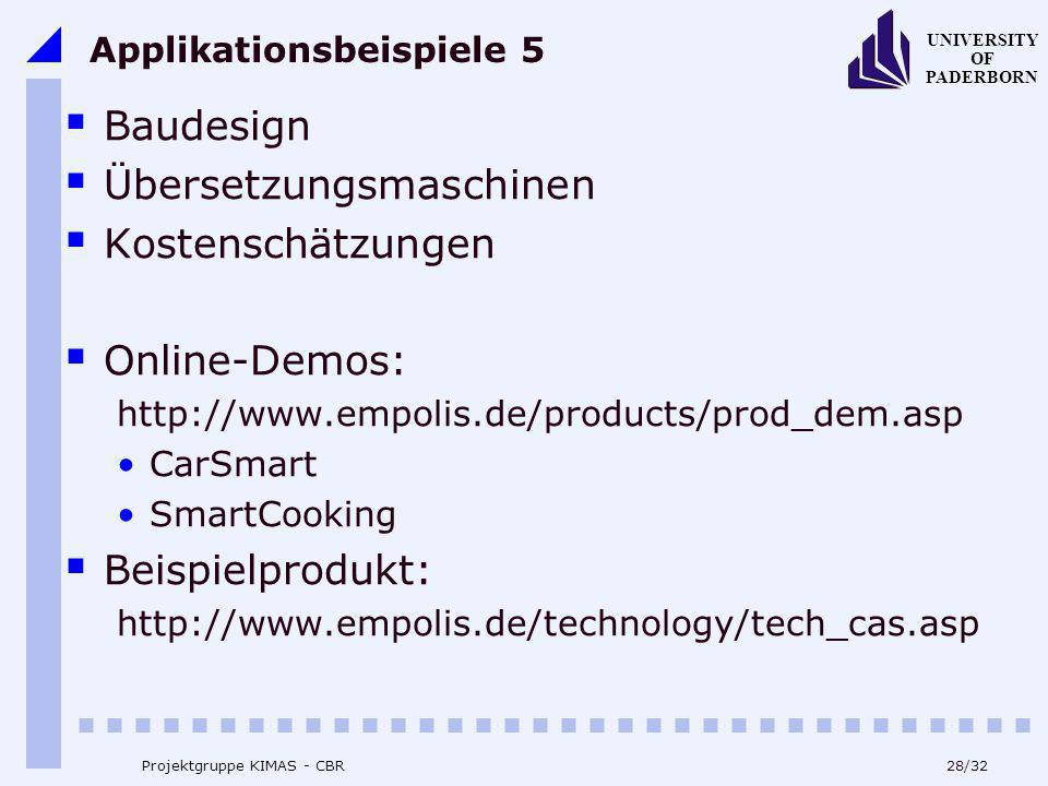 Applikationsbeispiele 5