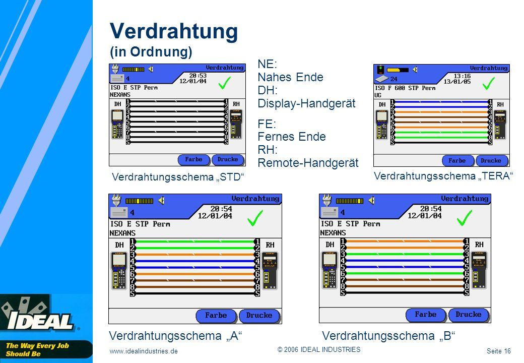 LAN-Kabelmesstechnik - ppt herunterladen