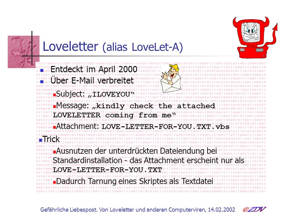 Loveletter (alias LoveLet-A)
