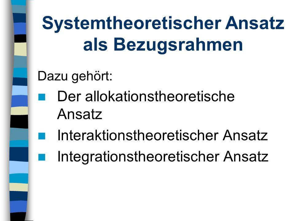 Berufswahl als Prozess Überblick über die Berufswahltheorien und ...