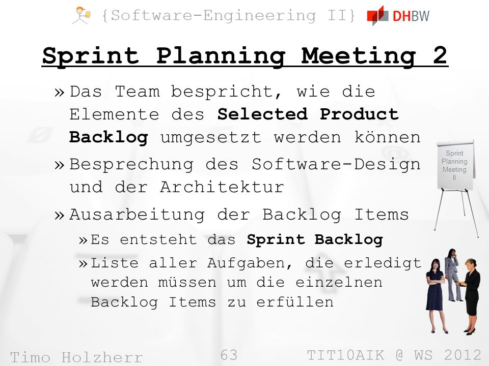 Sprint Planning Meeting 2