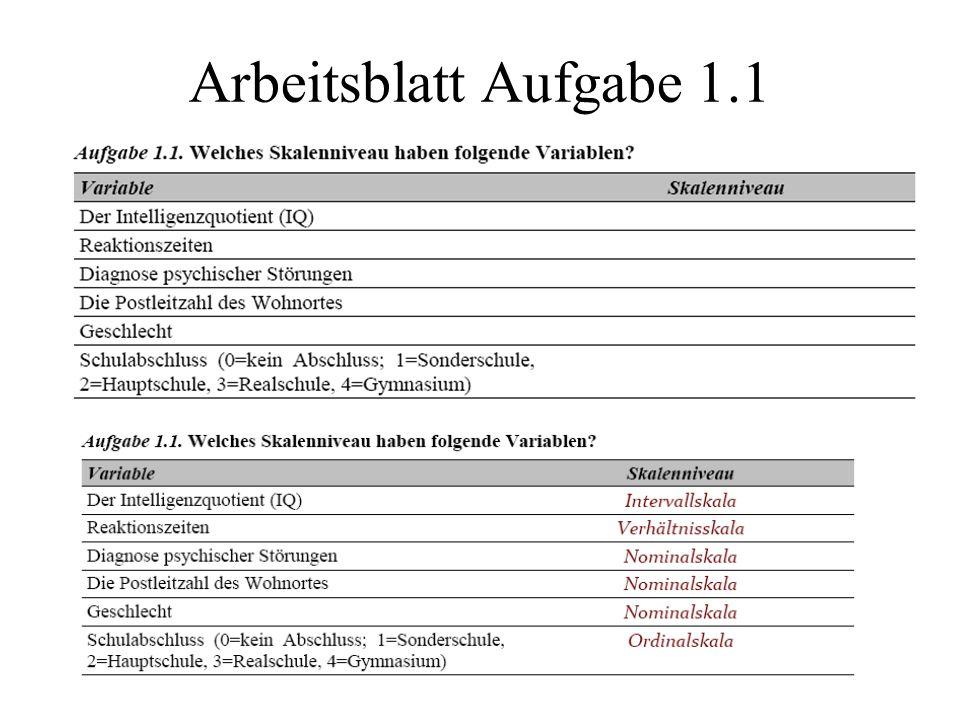 Statistiktutorat Sitzung 1: Grundbegriffe der Statistik - ppt ...
