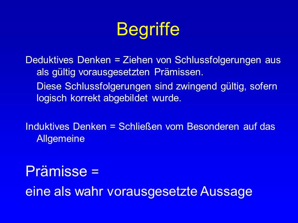 Deduktives Denken Logisches Schließen Ppt Video Online Herunterladen
