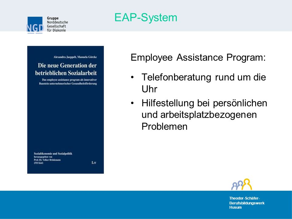 EAP-System Employee Assistance Program: