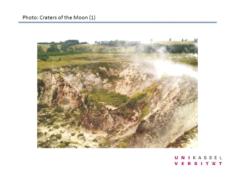 Photo: Craters of the Moon (1)