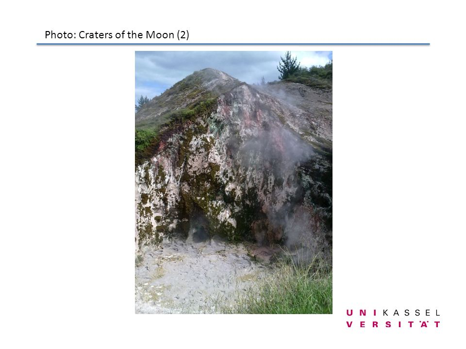 Photo: Craters of the Moon (2)