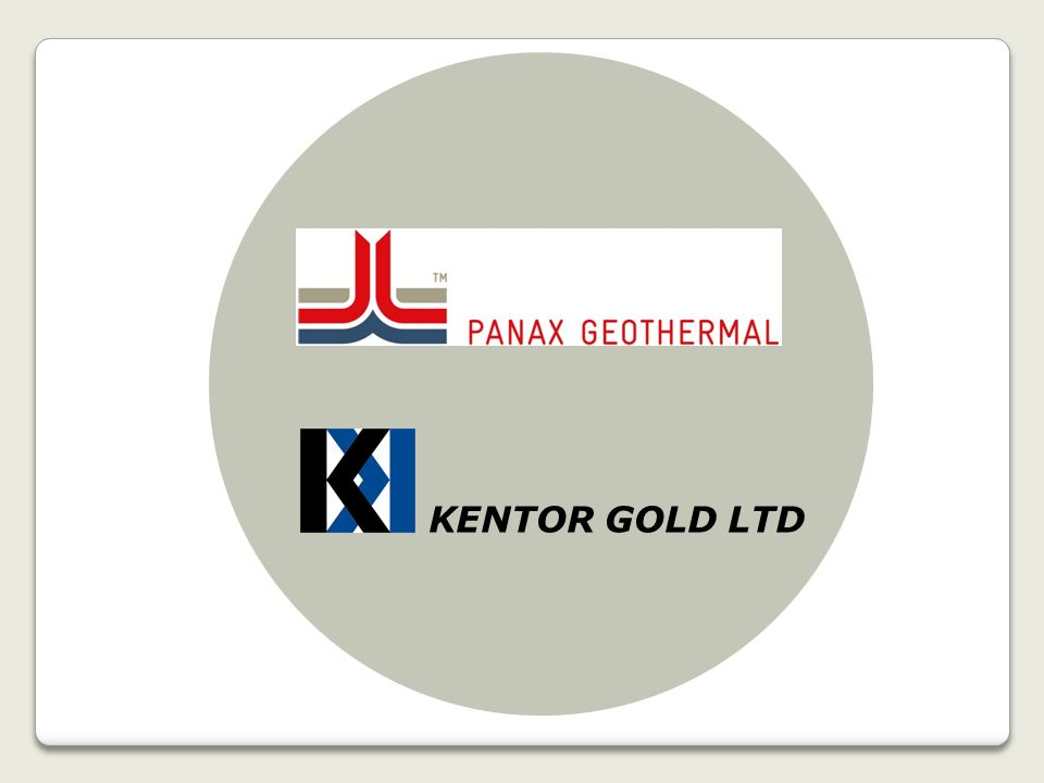 KENTOR GOLD LTD