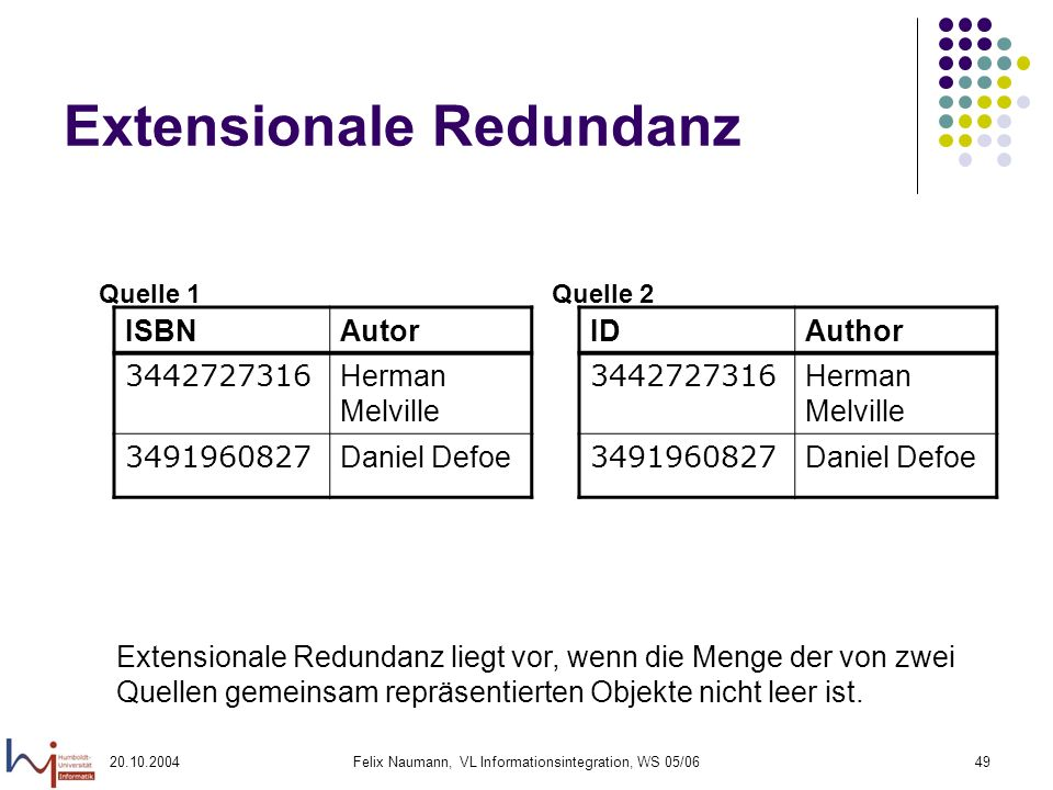 Extensionale Redundanz