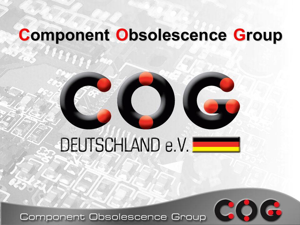 Component Obsolescence Group