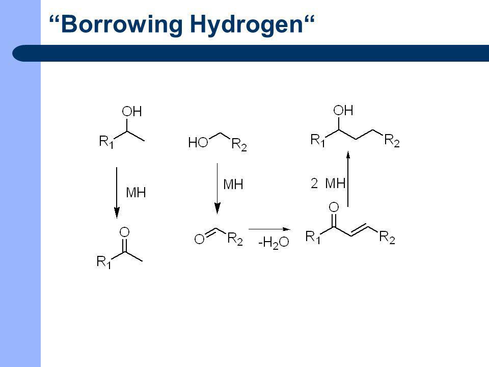 Borrowing Hydrogen