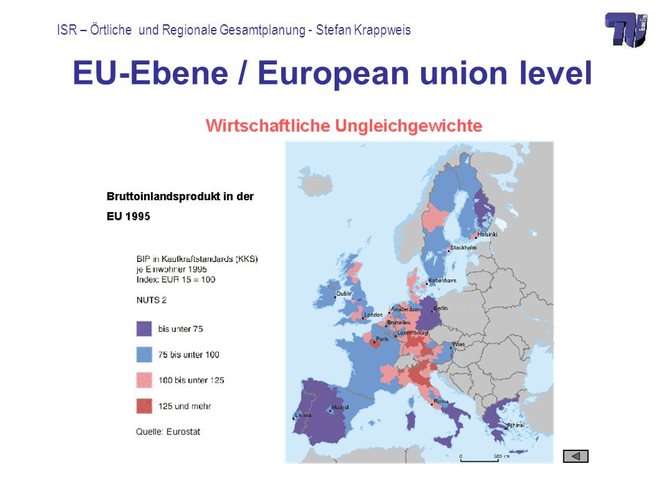 EU-Ebene / European union level