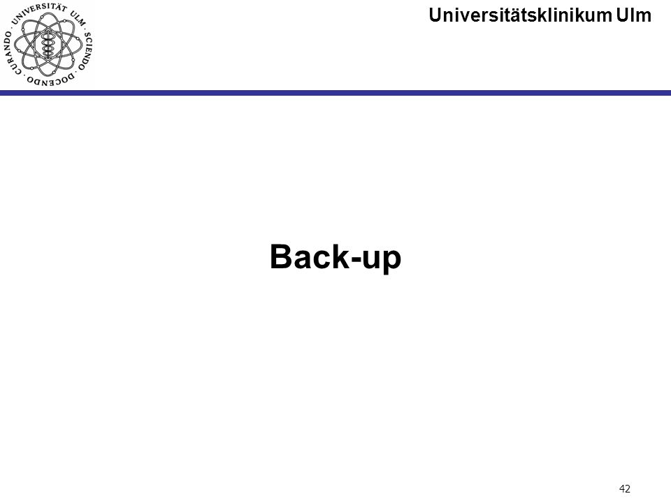 Back-up Seite #