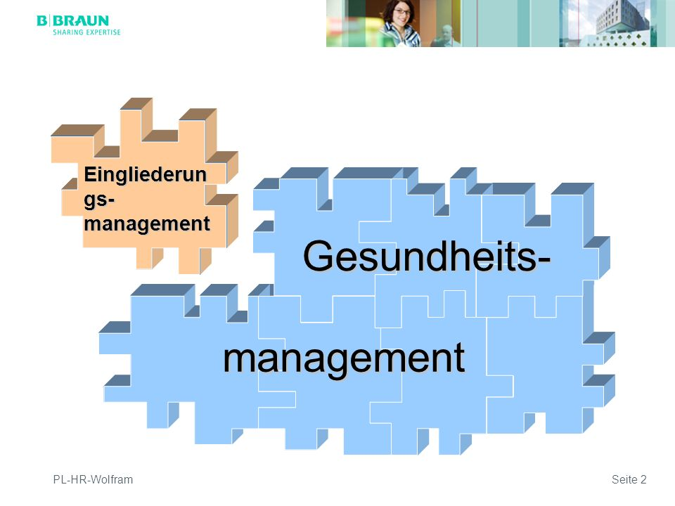 Eingliederungs- management