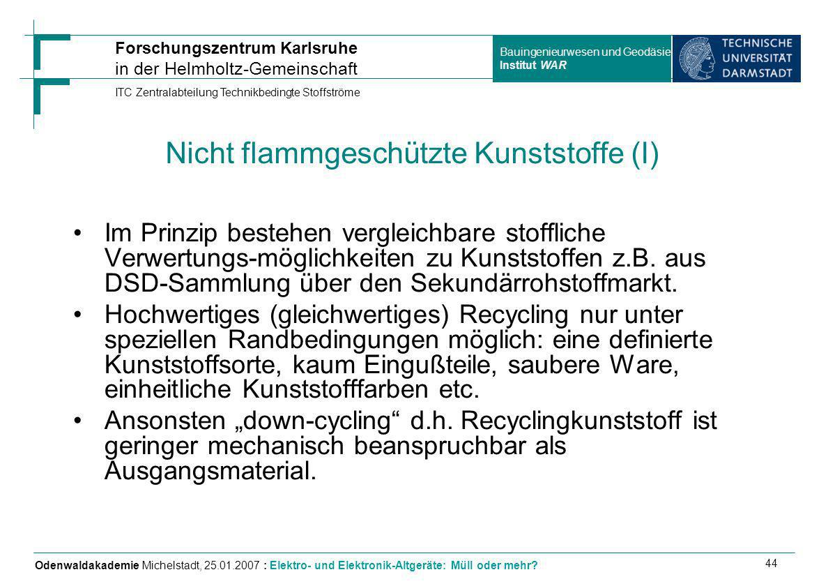 Elektro- und Elektronik-Altgeräte - Müll oder mehr? - ppt herunterladen