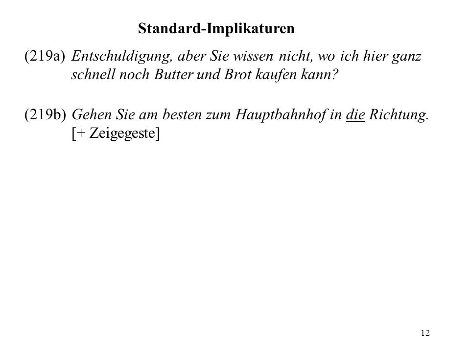 Standard-Implikaturen