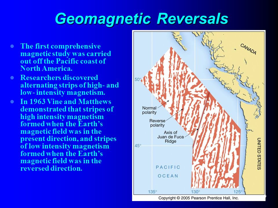 Geomagnetic Reversals
