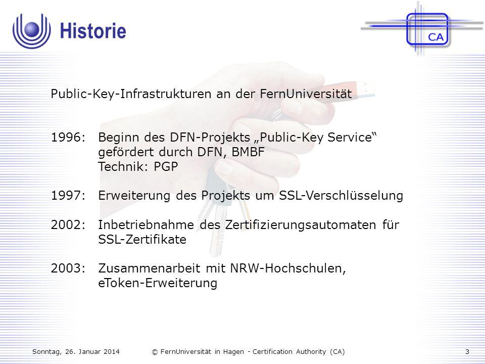 Automatische Zertifizierung von Studierenden und Mitarbeitern - ppt ...