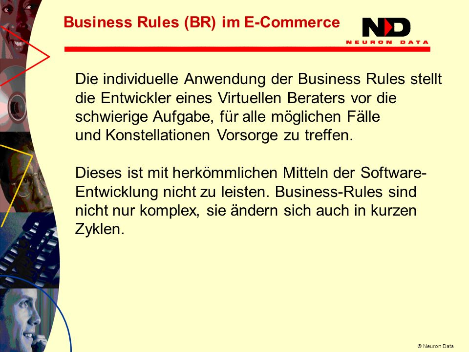 Business Rules (BR) im E-Commerce