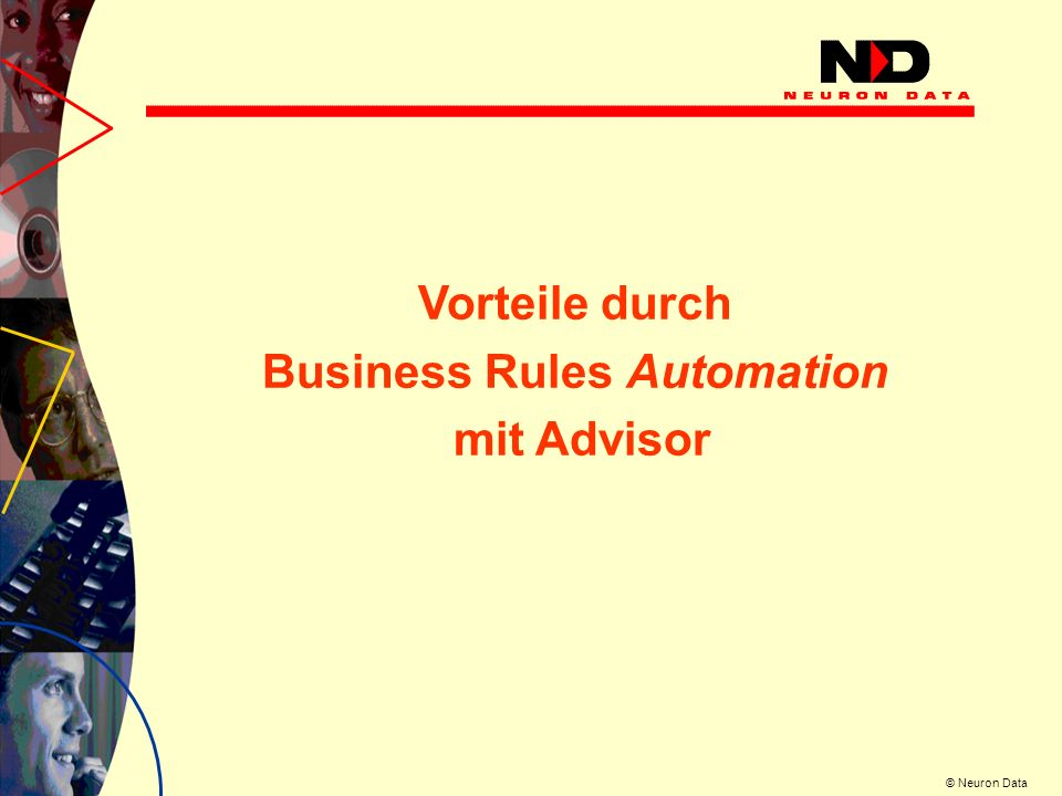 Business Rules Automation
