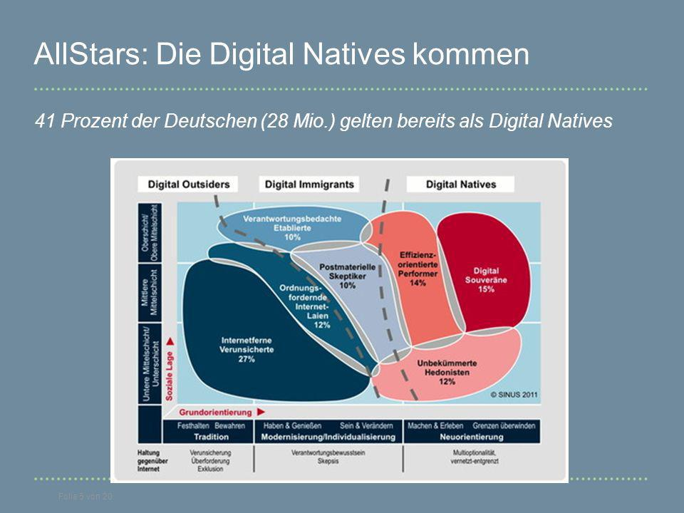 AllStars: Die Digital Natives kommen