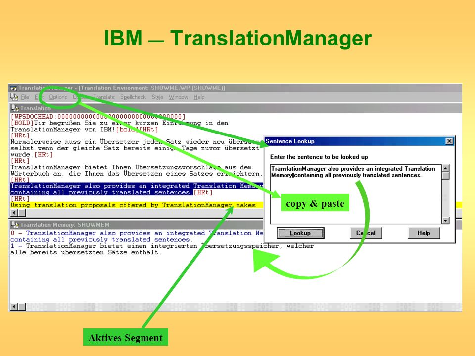 IBM — TranslationManager