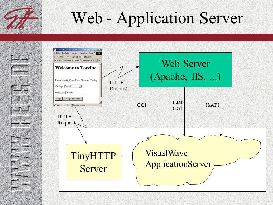 Web - Application Server